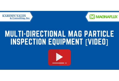 Multi-directional Mag Particle Inspection Equipment [Video]